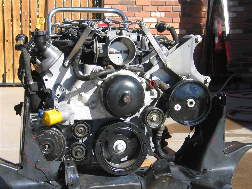 The LSx Gen III Engine Provides Amazing Performance At An